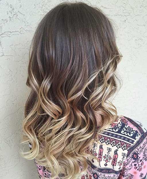 47 Stunning Blonde Highlights For Dark Hair Stayglam
