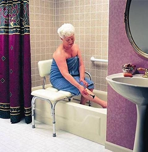 senior-tub-transfer-bench | transfer bench, shower chair