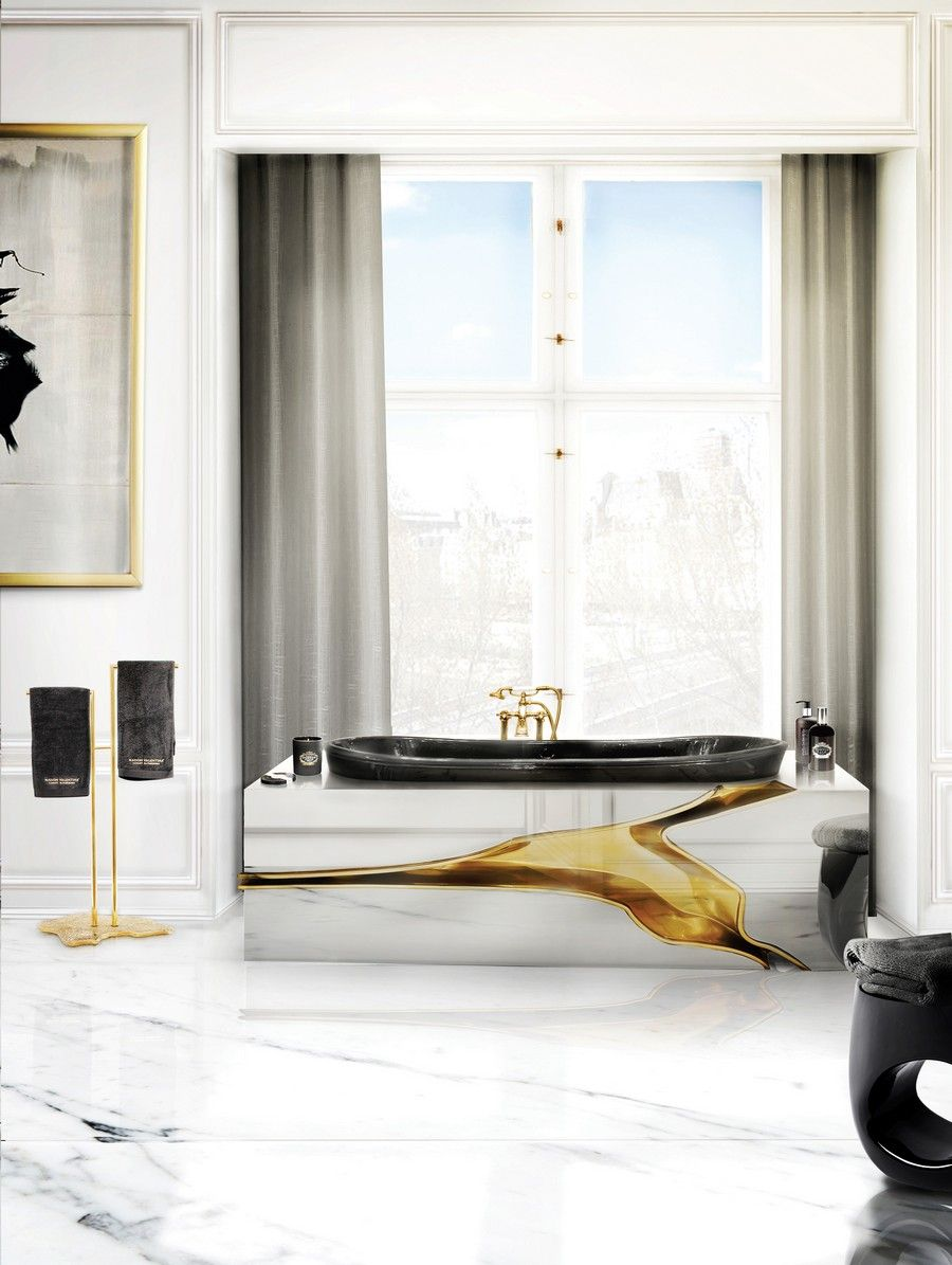 Luxury Home Decor Brands Concept Alluring Maison Valentina Is A New Luxury Bathroom Brand Concept With High . Inspiration