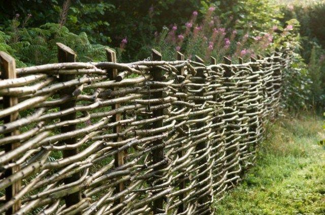 Clôture De Jardin, Il Y En A Pour Tous Les Goûts ! | Clôtures De