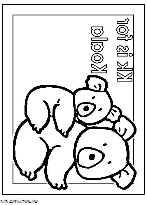 Koala Coloriage 10 Remarquable Koala Coloriage Image Coloriage