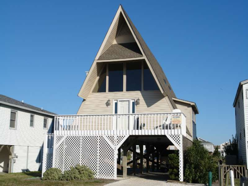 Holden Beach Nc Gone Fishin 112 Charlotte A 4 Bedroom C Al House In Part Of The Brunswick Beaches North Carolina