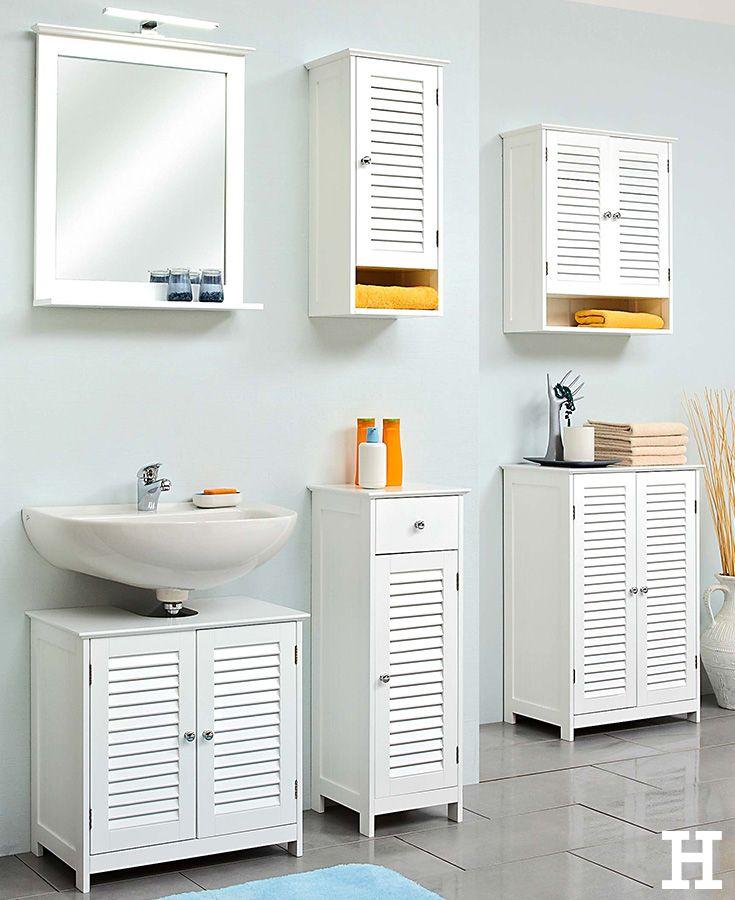 Unsere Badserie \ - badezimmermöbel holz landhaus