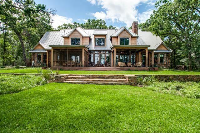 Texas timber frame home comfortably sleeps 16   Cedar ...