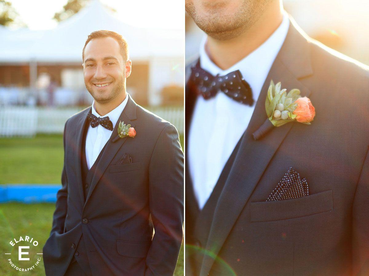 succulent boutonniere, ranunculus boutonniere, textured bout #groom #fleurtaciousdesigns -Elario Photography