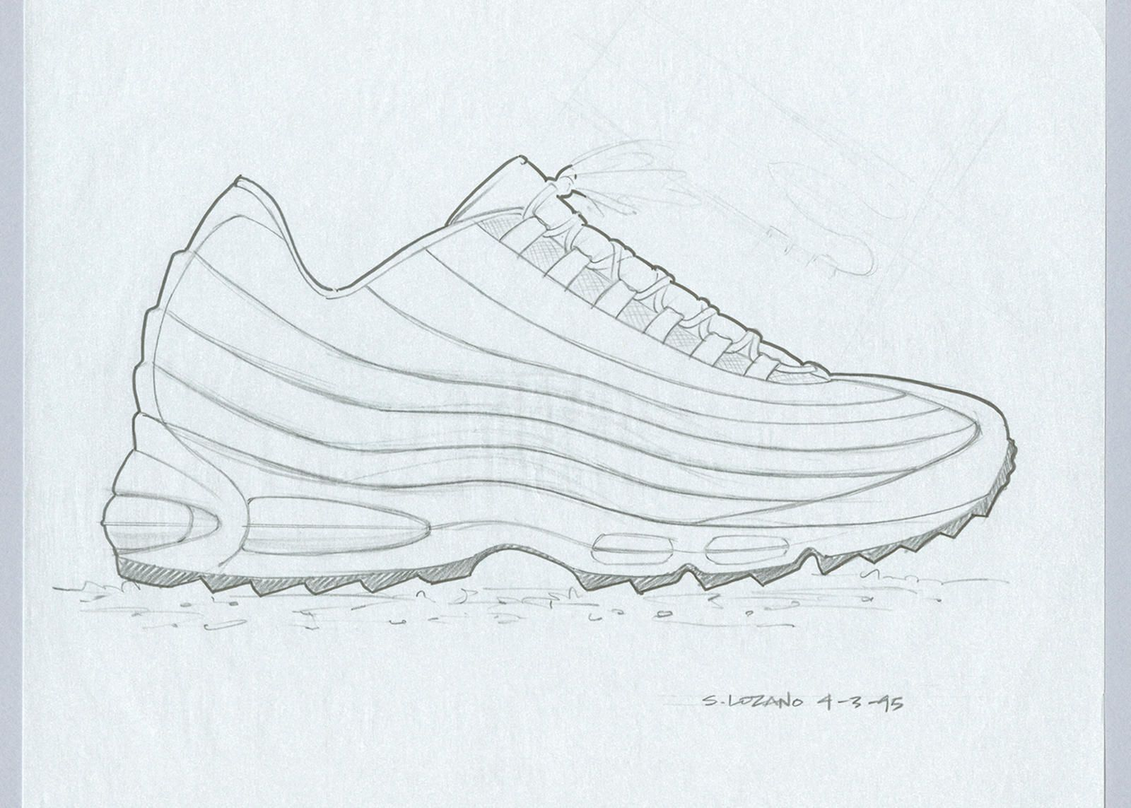 brand new 35760 9425f Nike News - Anatomy Of Air  The Air Max 95