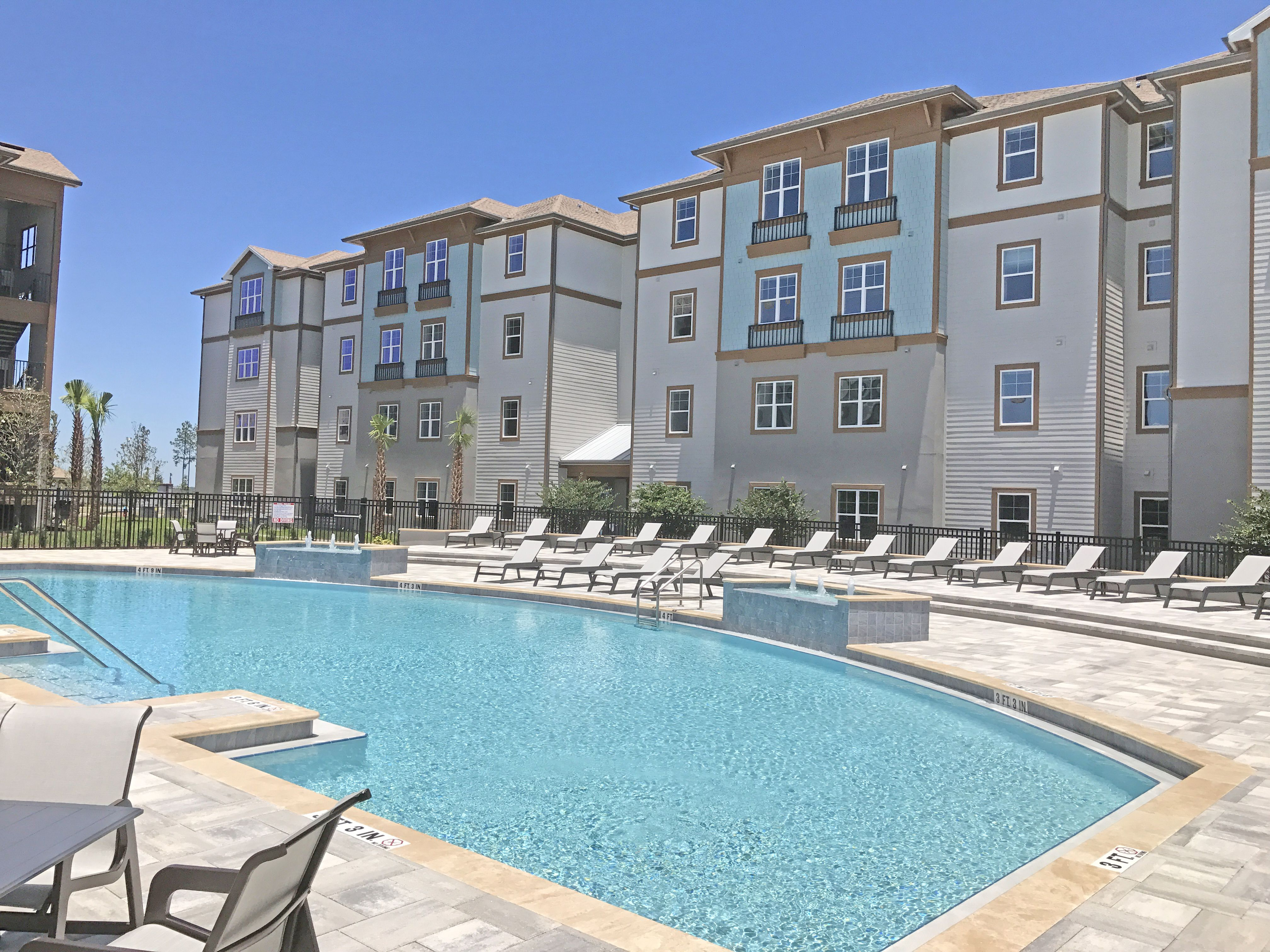 Marden Ridge is a BRAND NEW, resort style apartment