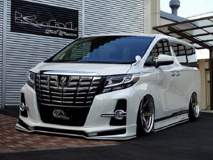 Toyota Alphard Mobil Mobil Mewah Modifikasi Mobil