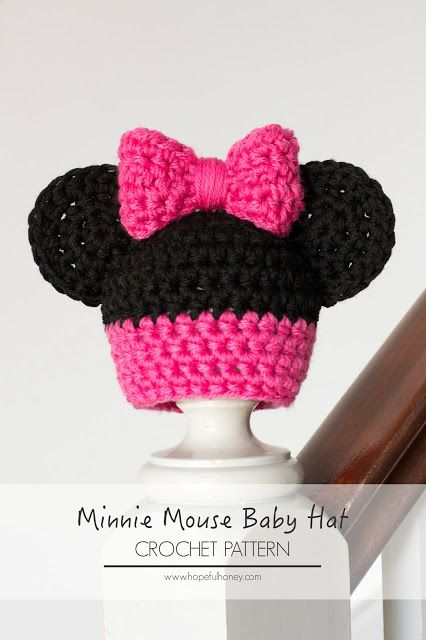 Mickey Mouse Crochet Booties Free Pattern | Pinterest | Häkeln ...