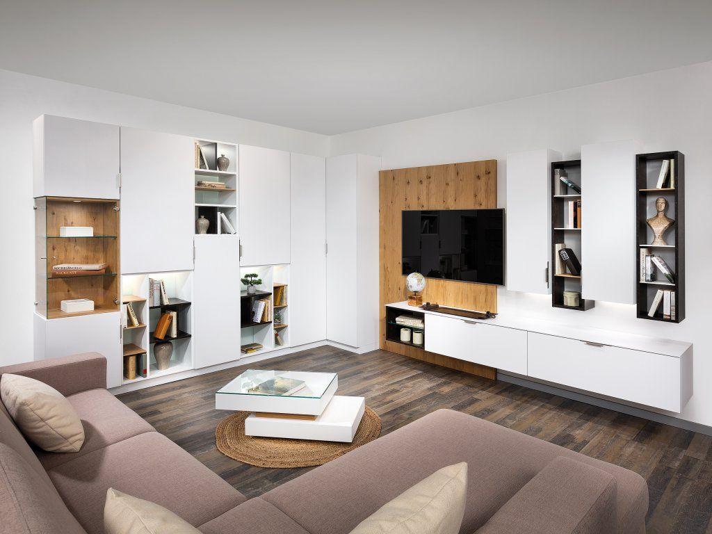 Wohnzimmer P Max Massmobel Tischlerqualitat Aus Osterreich Hausdesign Gartengestaltungideen In Home Interior Design Unique Home Decor Living Room Designs