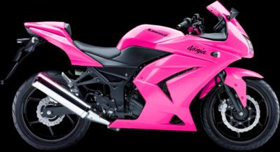Purple Ninja Motorcycle Psd Detail Pink Kawasaki Ninja Bike