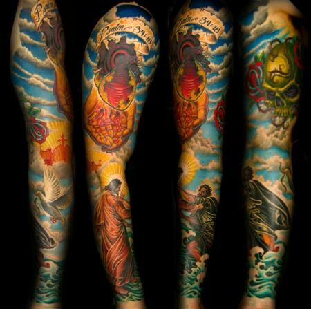 Pin On Tattoos Color