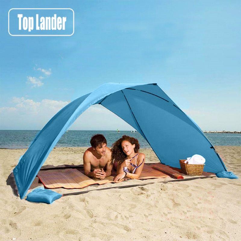 Waterproof Rain Fly Canopy Tent for Hammock Outdoor Camping Tarp Sun Shelter UK