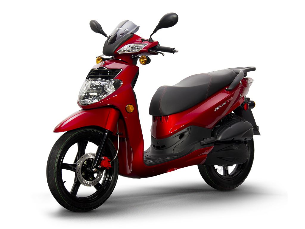 Sym Hd 200 Evo Evo Scooter Vehicles