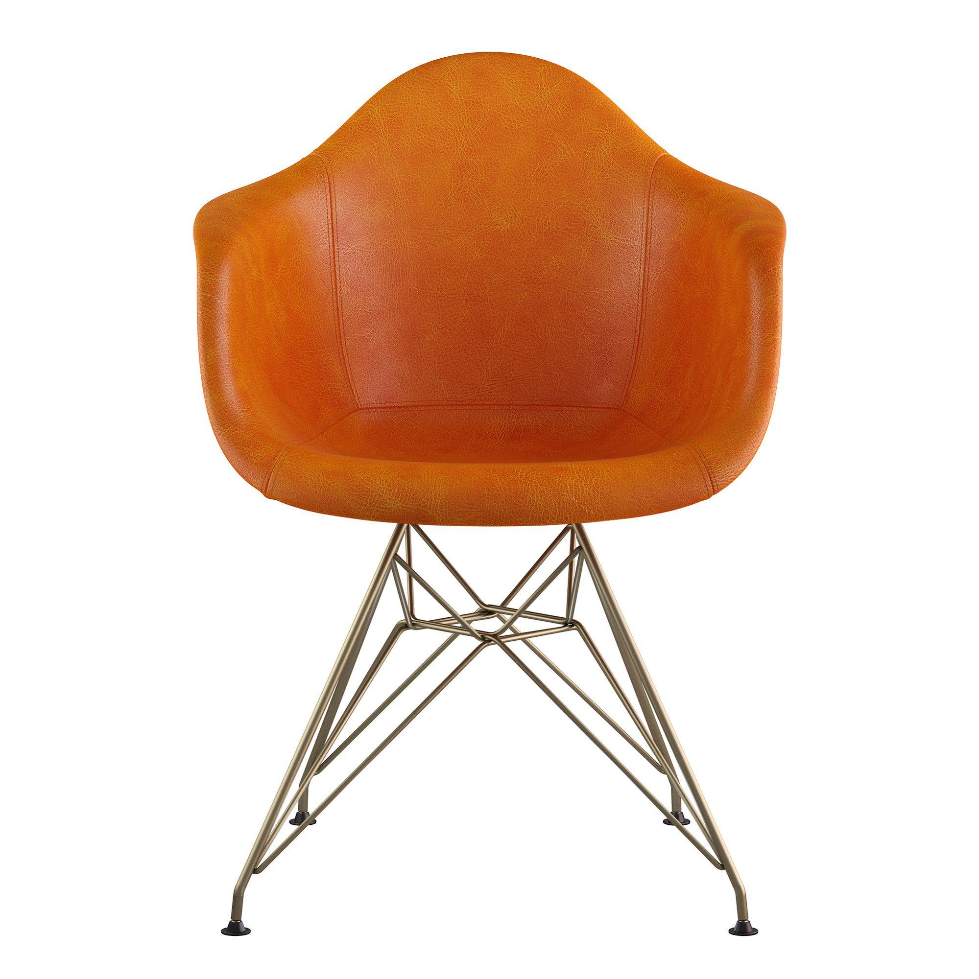 Eiffel Arm Chair Mid Century Modern Accent Chairs
