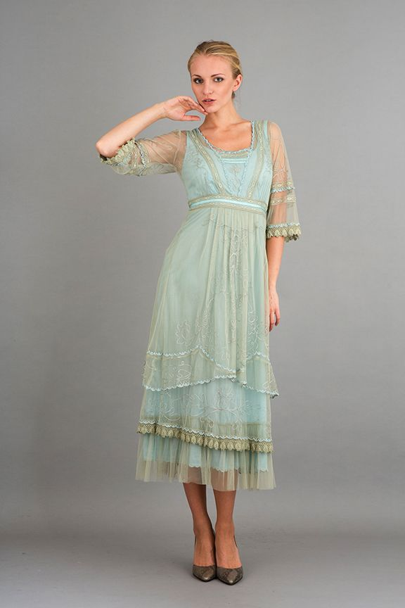 Nataya Dresses Wildly Vintage Style Boho Chic Inspired Wedding Gowns 1920 S 1930