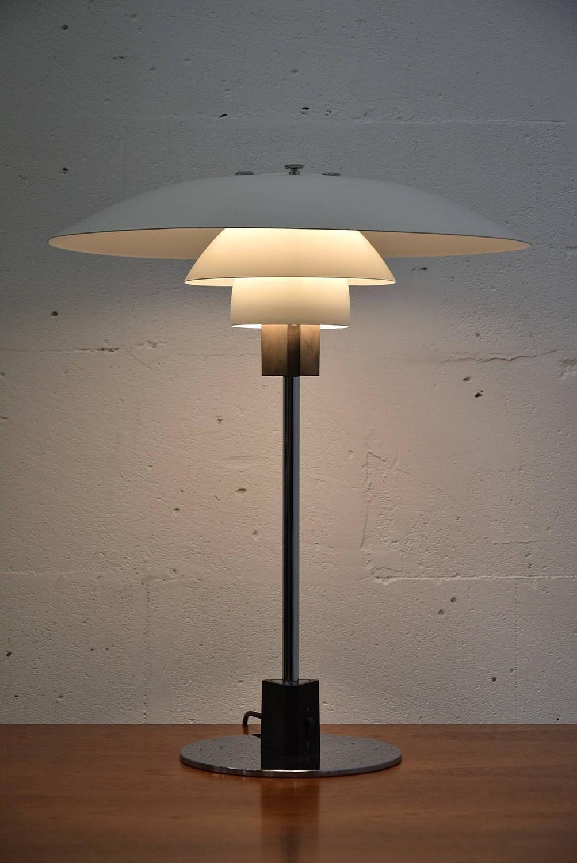 Poul Henningsen 1960s Table Lamp for Louis Poulsen Modern table