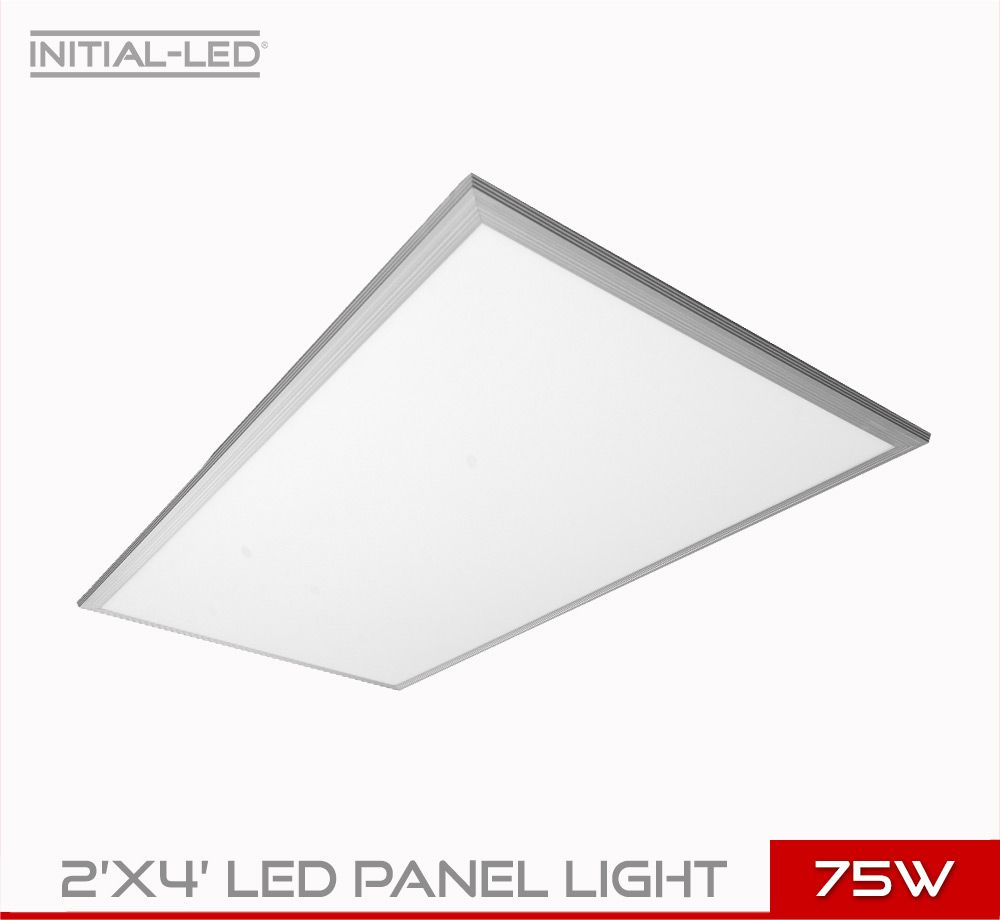 LED PANEL LIGHT 2X4 FEET - 75W EQUIVALENT 160W               DOWNSTAIRS
