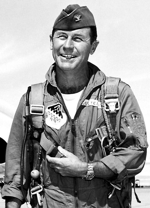 the military life and heroism of general charles e chuck yeager Chuck yeager charles e yeager (born 1923), a test pilot for the united states [1] air force, was the first person to fly a plane faster than the speed of sound.