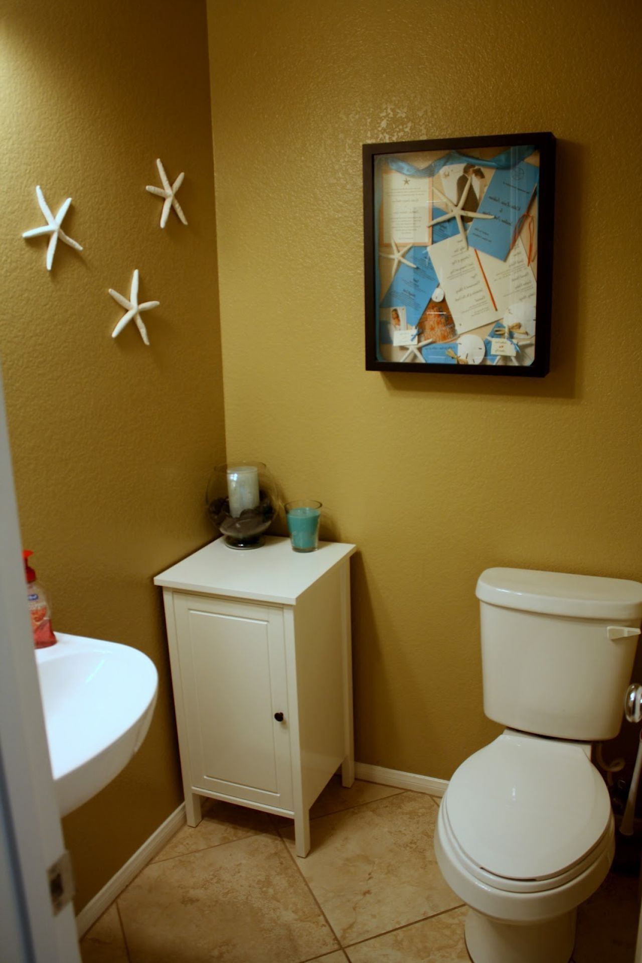 Small Bathroom Beach Decorating Ideas ** Read more info by clicking ...