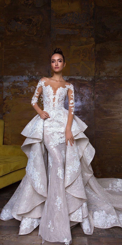 "Crystal Design Wedding Dress ""Timeless Beauty"" Bridal"