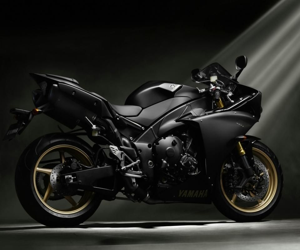Black Yamaha R6 Wallpaper Coolstyle Wallpapers With Images
