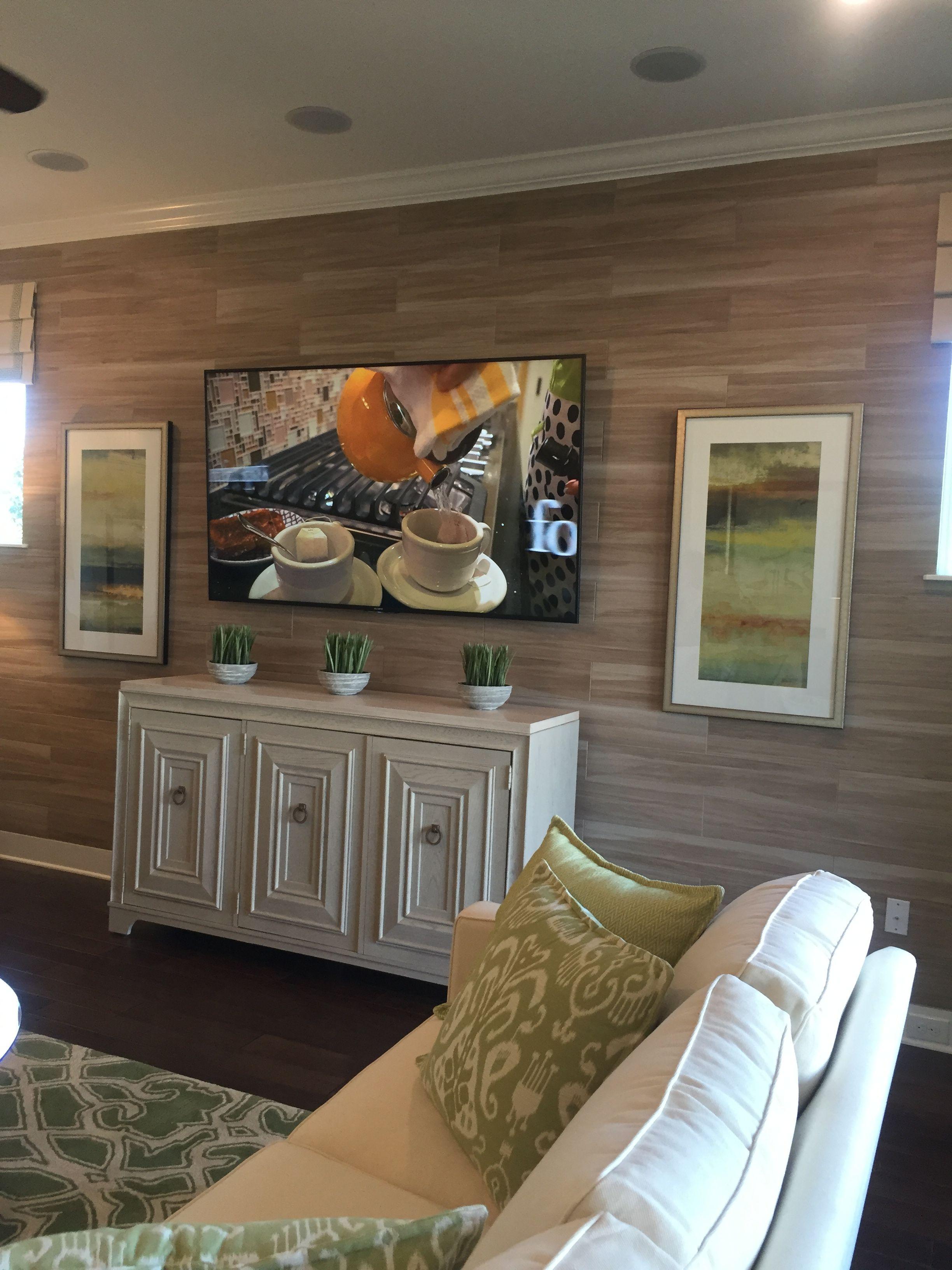Living room wall tile Living room ideas Pinterest Living room