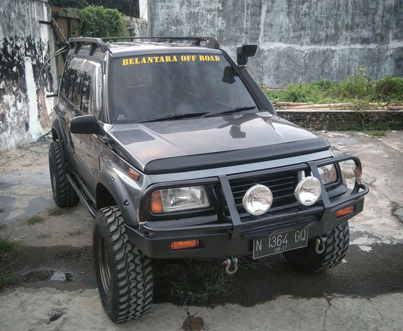 Suzuki Vitara Adventure 4x4 4x4life Zukilife Geotracker