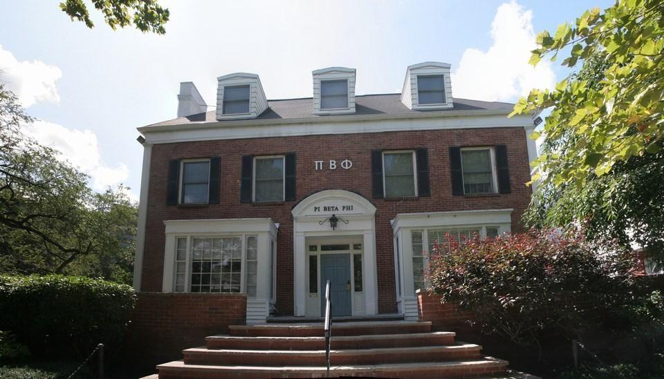 Pi Beta Phi house, Syracuse University until 2013 when it