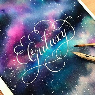 @lililettering | 7 Instagrams To Follow If You Love Pretty Handwriting