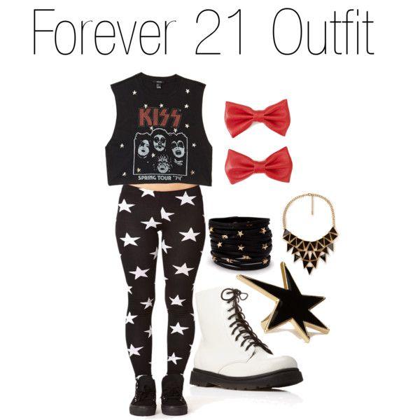 Forever 21 Outfit | Forever 21 outfits, Cute outfits, Clothes