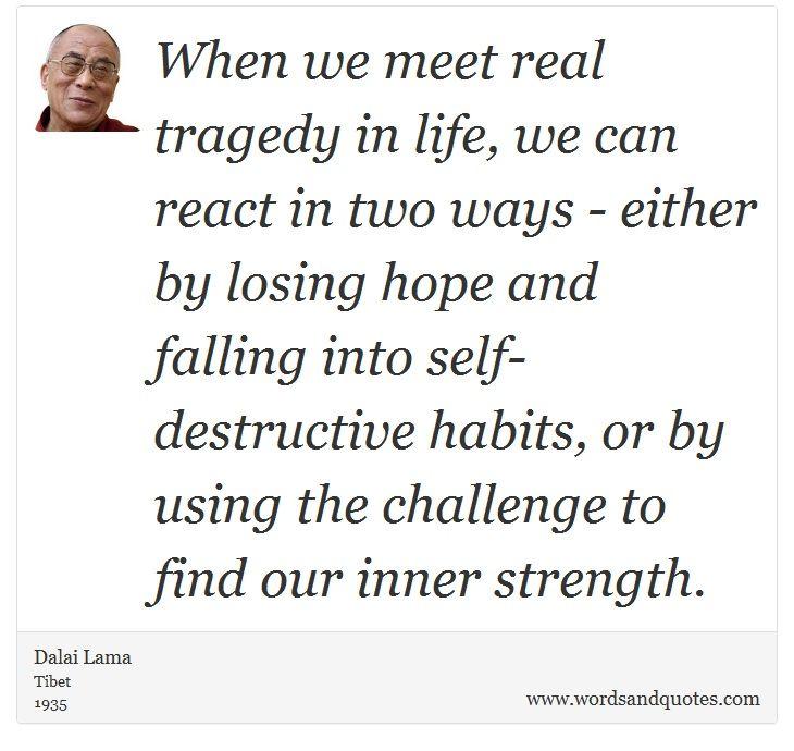 dalai lama strength quotes - Pesquisa Google