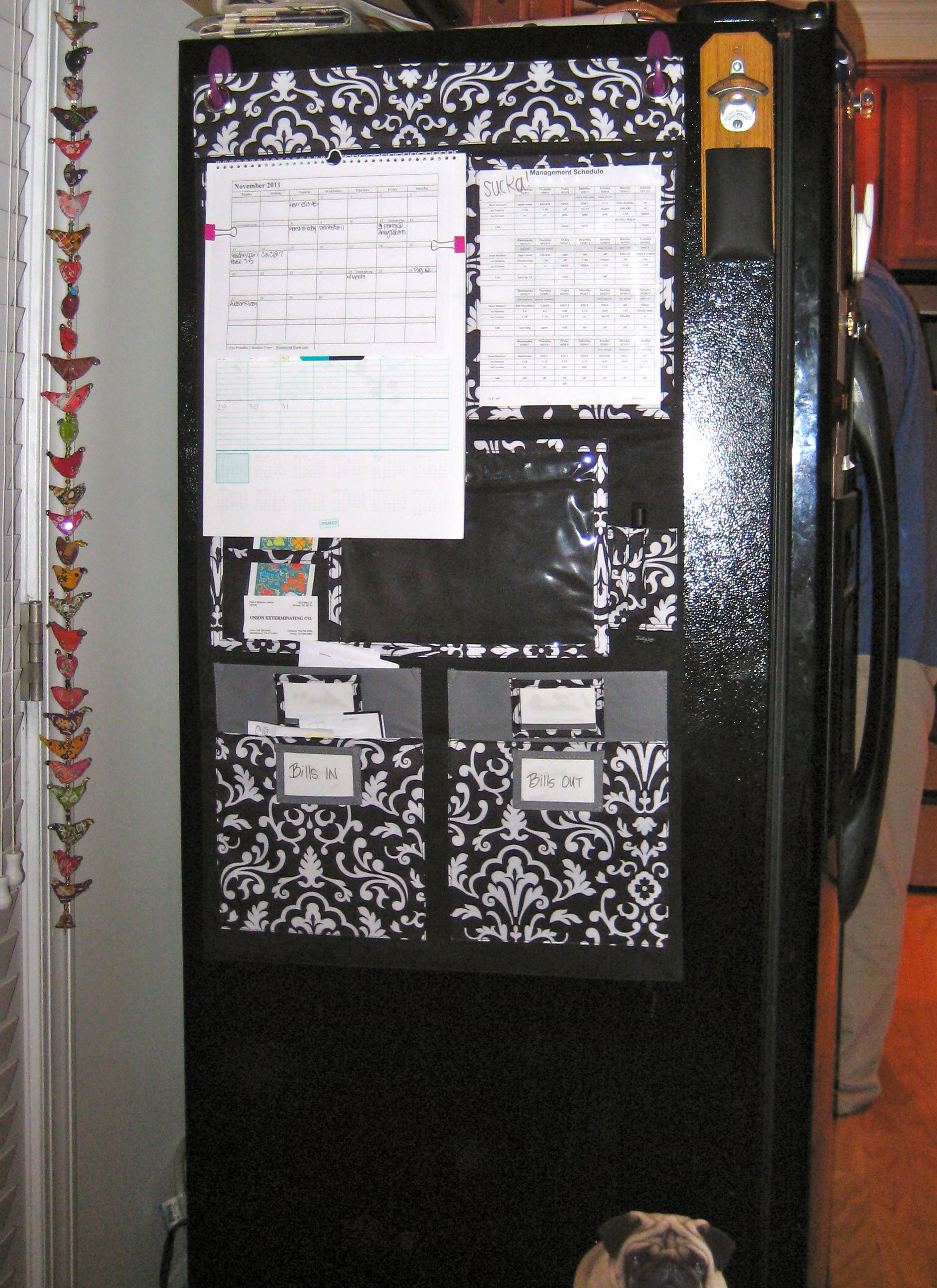 Wall Organizers For Home organizing my life with style, baby. | hanging organizer, magnets