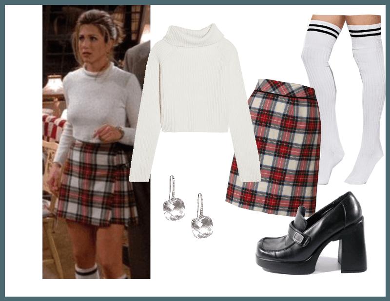 Rachel Green Outfit