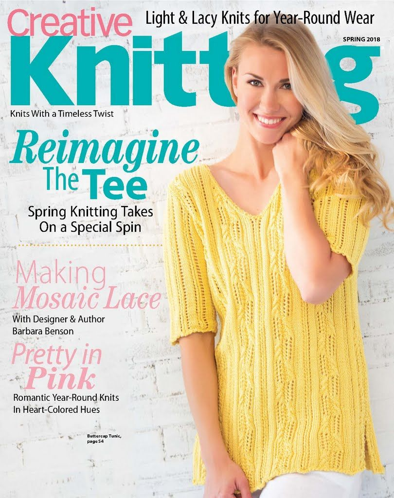 Creative Knitting 2018 Spring Http://knits4kids.com/collection En ...