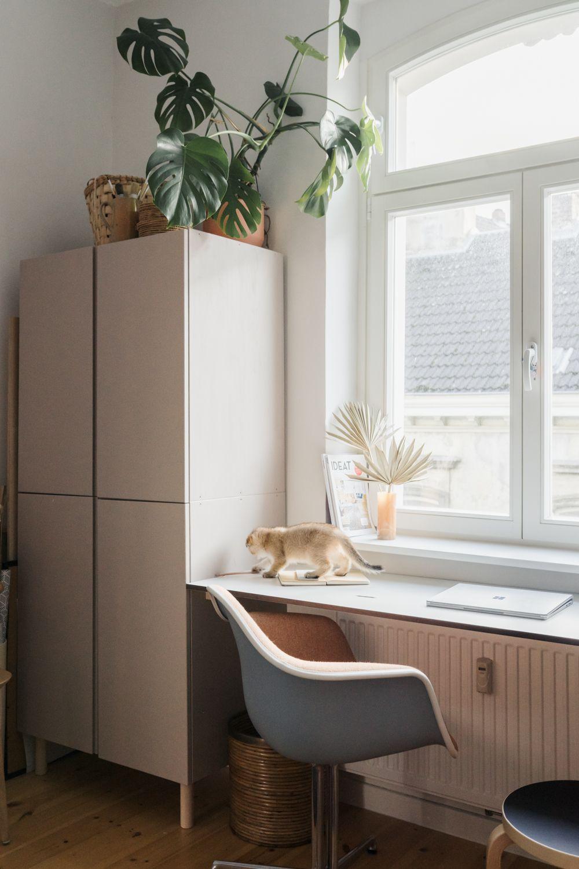 Vom Arbeitszimmer Zum Multifunktionsraum Ein Platzsparender Diy