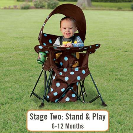 Kelsyus Go With Me C& Chair - Blue Dots  sc 1 st  Pinterest & Kelsyus Go With Me Camp Chair - Blue Dots | products i love ...