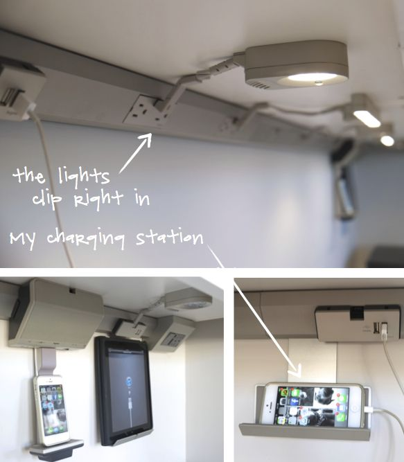 Captivating Kristina Crestin Design_Legrand Under Cabinet Lighting System