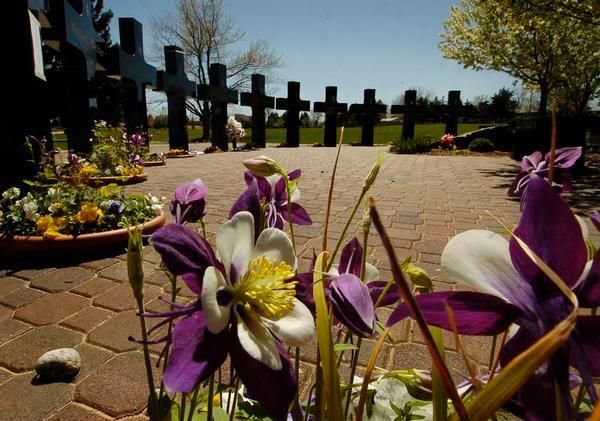 In honor of those that never made it out. We are... COLUMBINE!
