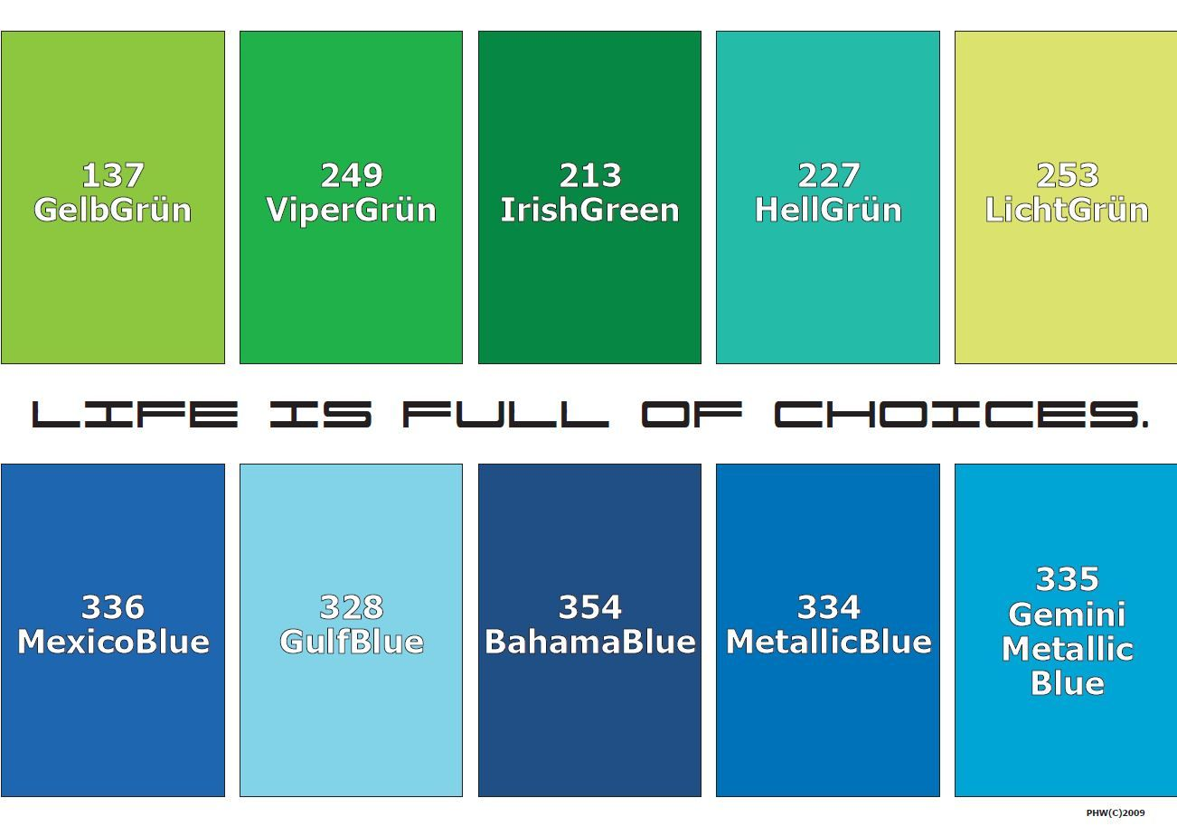 Colour shades activities - Shades Of Green Color Names