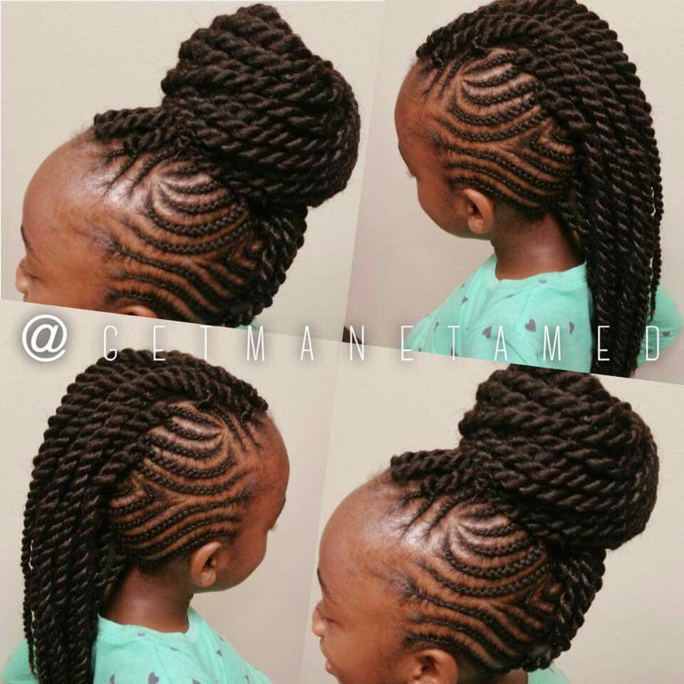 Kids Marley twists Kids Mohawks Kids braided Mohawk Marley twists