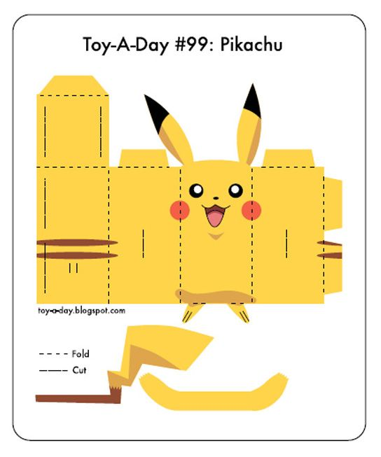pokemon papercraft pokeball - Google Search | POKEMON | Pinterest ...