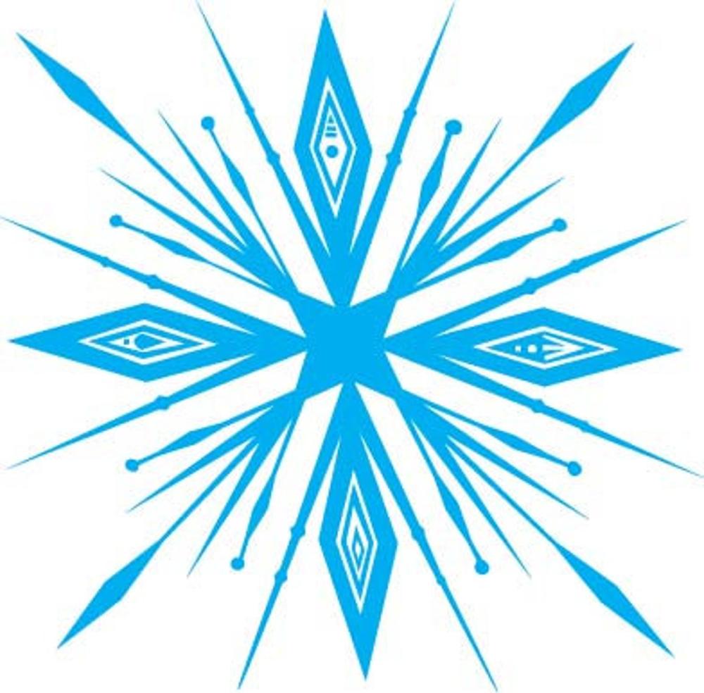 Elements Snowflake Digital SVG File Frozen tattoo