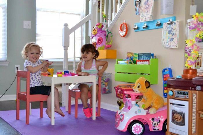 Wie Sie Ein Kinderfreundliches Wohnzimmer Einrichten Kinderzimmer