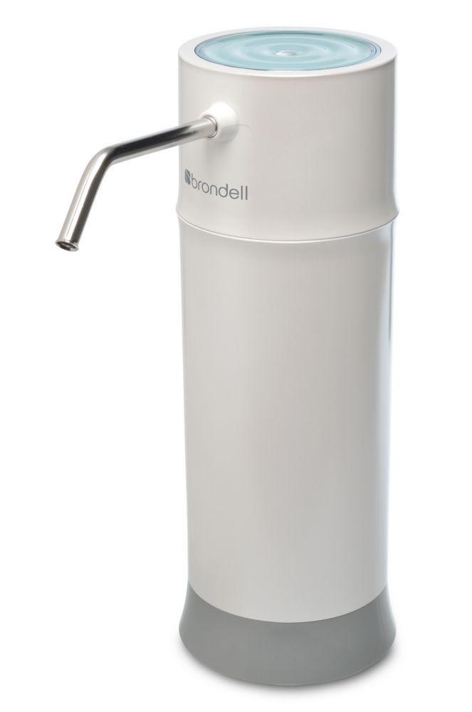 H2o Pearl Countertop Water Filter System Countertop Water Filter