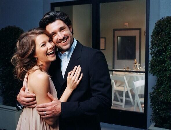 Best couple ever, they should get married in real life!.... Just kidding.. We should get married in real life :)