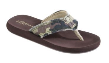 1d27b8c4aef7 I want... RedHead® AirBorne Camo Thong Sandals for Ladies