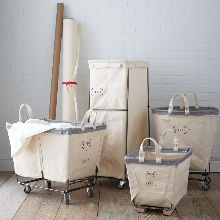 Things I Would Have Added To Our Wedding Registry Laundry Basket