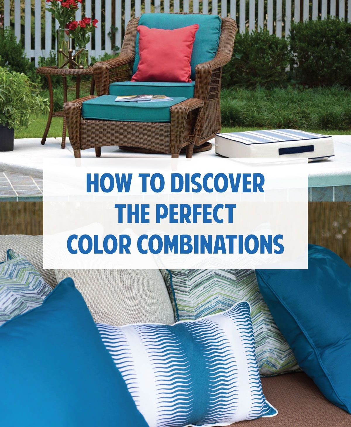 How to Discover the Perfect Color Combinations   Color ...