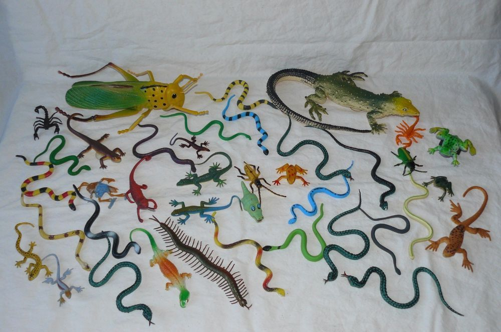 Mini Stretch Snakes Party Favor 72 pc